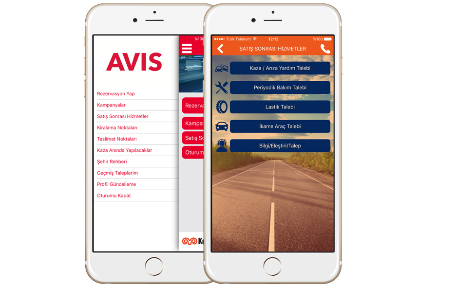 Avis & Budget | Mobile Applications